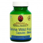 Senna wild fruit capsules - strong 60 cap bottle