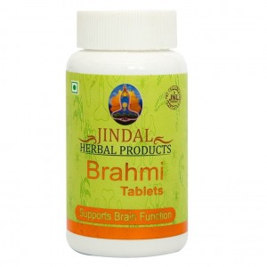 Brahmi tablets 60 tab bottle