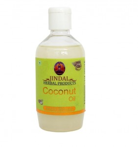 Coconut oil 250ml bottle