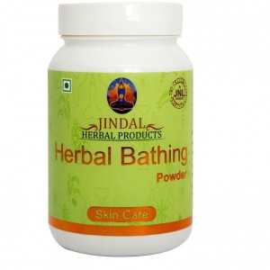 Herbal bathing powder 100g bottle