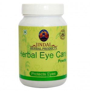 Herbal eye care powder 100g bottle
