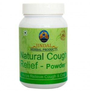 Natural cough relief powder 100g bottle