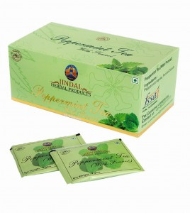 Peppermint tea mc box 2g x 25 pouches