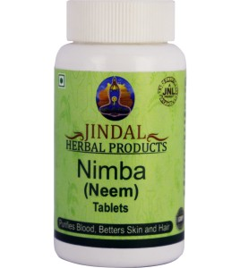 NEEM TABLETS 60 tab bottle