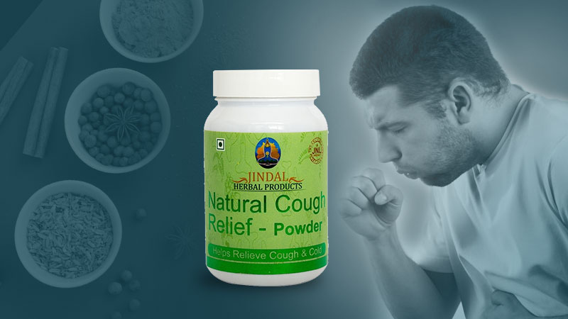 Herbal Cough Relief Powder